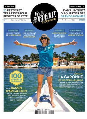 Vivre Bordeaux 4 abonnement magazine