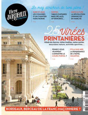 Vivre Bordeaux 7 abonnement magazine