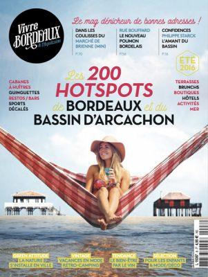 Vivre Bordeaux 8 abonnement magazine