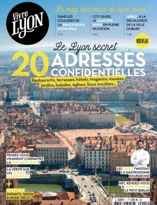 Vivre Lyon 1