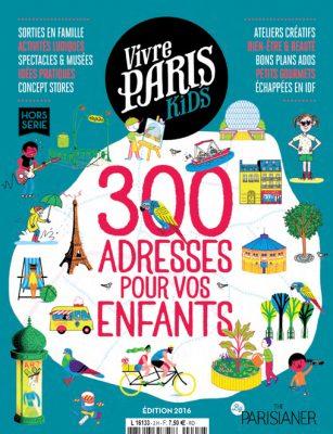 Vivre Paris Hors Série Kids