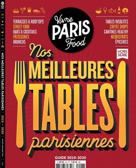 Les meilleures tables parisiennes