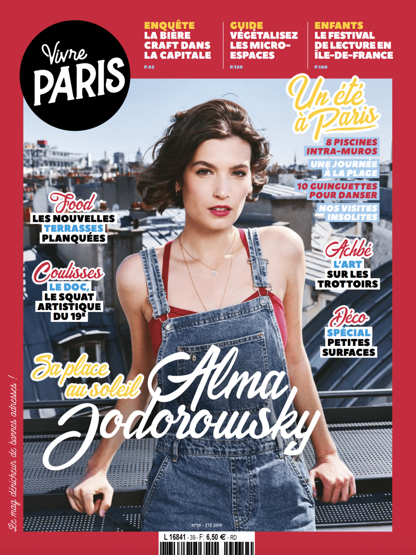VIVRE PARIS 39